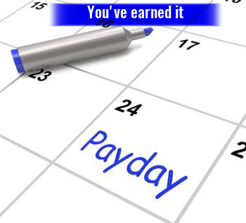 aarc new payday calendar shows salary or wages for employmentbl